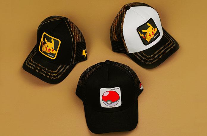 casquette Poke Ball Pokemon
