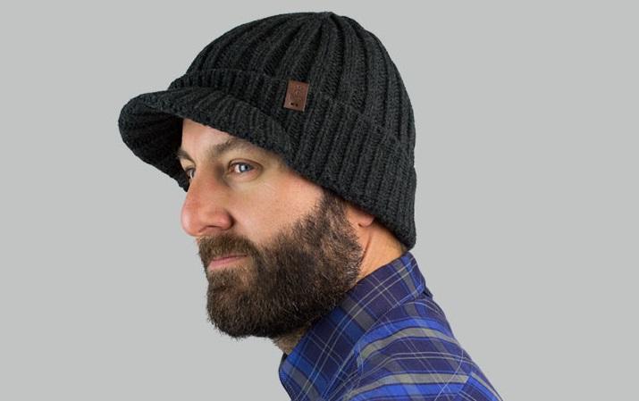 bonnet Barts visière