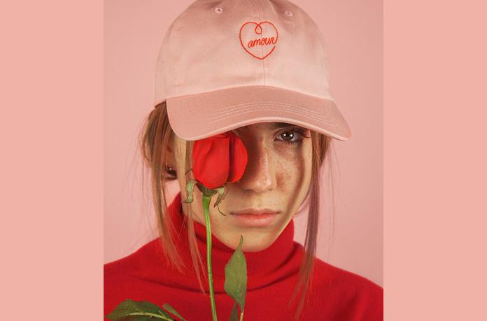 casquette amour rose Headict