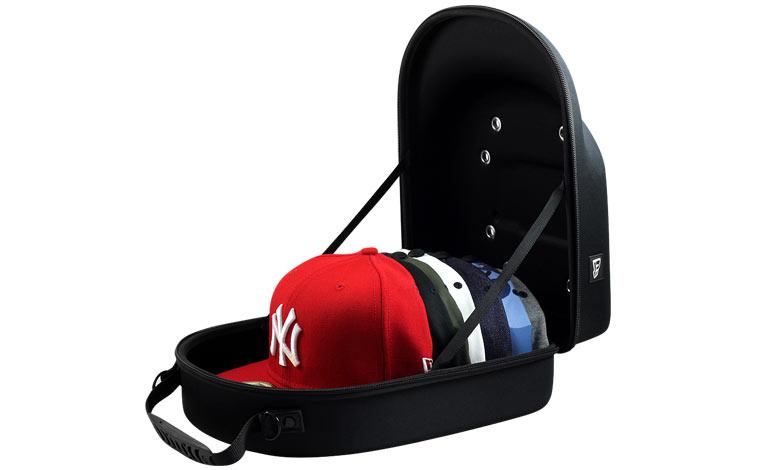 boite 6 casquettes New Era