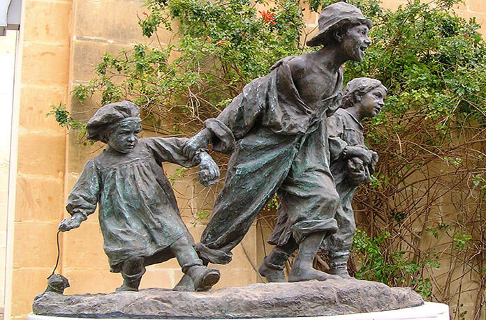 Gavroche et ses frères