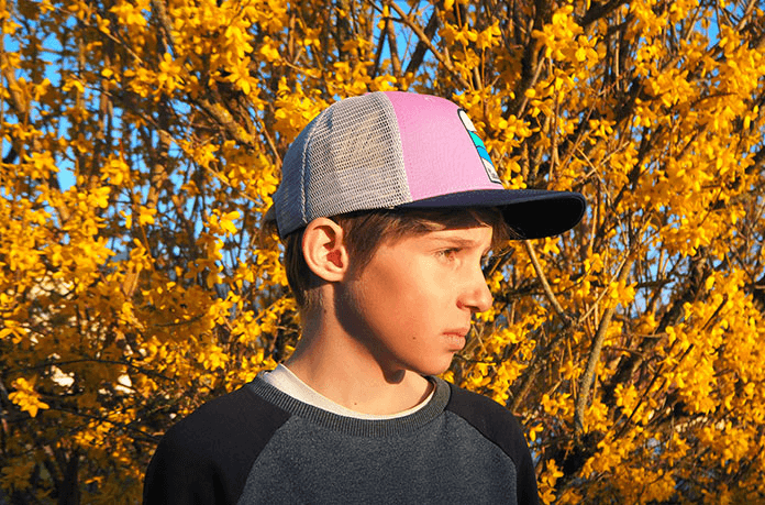 casquette Patagonia enfant