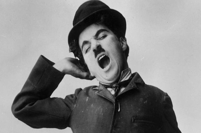 Charlie Chaplin chapeau melon