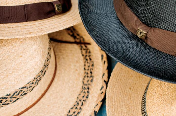chapeaux paille Brixton