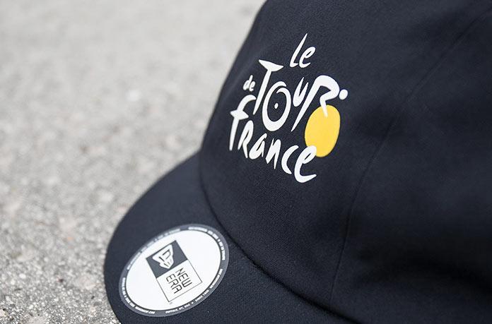 casquette cyclisme Tour de France