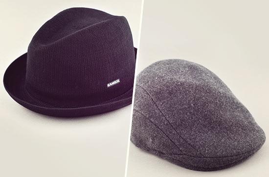 Chapeau et casquette Kangol